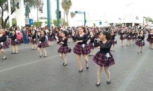 Desfile Laredo